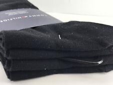 Tommy Hilfiger Men's Socks - Black Cotton Dress Socks - 4 Pack $36 MSRP 🎈