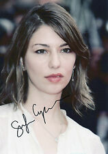 SOFIA COPPOLA Signed 12x8 Photo THE GODFATHER & RUMBLEFISH COA