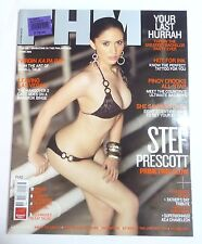 FHM PHILIPPINES June 2011 STEF PRESCOTT Pinoy Hot Babe Issue #131