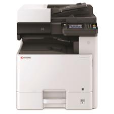 Kyocera ECOSYS M8124cidn Farbtintenstrahl Multifunktionsdrucker - Grau/Schwarz (1102P43NL0)