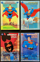 SUPERMAN FOR ALL SEASONS #1 2 3 4 FULL SET RUN Jeph Loeb Tim Sale DC TPB *NM*