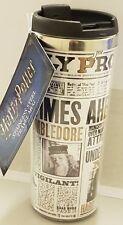Harry Potter Stainless Steel Travel Mug Newspaper Design Primark