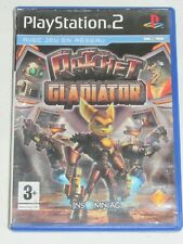Games Video Console PS2 Ratchet Gladiator