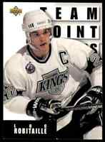 1993-94 Upper Deck Luc Robitaille Tl #293 (95750)