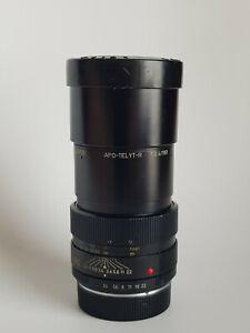 Leica Apo-Telyt-R 1:3.4 / 180mm Lens, 3-CAM - Leitz Canada