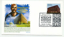 5251 African American History, Panda Cachets, pictorial cancel, FDC
