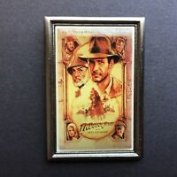Indiana Jones Poster Pin - Last Crusade Disney Pin 5105