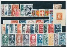 TIMBRES DE FRANCE ANNEE COMPLETE 1949 NEUF LUXE **
