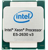 Intel Xeon E5-2630 v3 8-Core CPU 2.40GHz 20MB Cache SR206 TURBO 3.40GHZ TDP 85W
