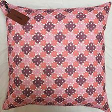 """MISSONI HOME $807 Onemo 24""""x24"""" Outdoor Throw Cushion Pillow BNWT Italy Floral"""