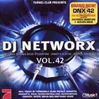 DJ NETWORKX VOL 42 2 CD 50 TRACKS NEU