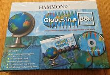Hammond Globes in a Box BRAND NEW FACTORY SEALED w free shipping