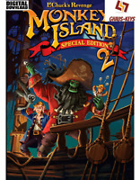 Monkey Island 2 Special Edition LeChuck's Revenge STEAM Download Key Digital PC