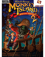 Monkey Island 2 Special Edition LeChuck's Revenge STEAM Pc Key [Blitzversand]
