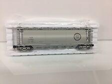 "Atlas #3001216-1 Texas & Pacific  6-Bay Cylindrical Hopper 3 Rail  #710401 ""O"""