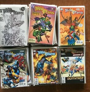 Teen Titans 1993/Michael Turner Cover/ + Much More  99 Books High Grade