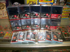 ULTRA PRO CARD SUPPLIES TOP LOADS & CARD SLEEVES SEALED LOT