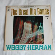 WOODY HERMAN - GREAT BIG BANDS, VOL. 2. (UK, CAPITOL, T 20809, 1948 - 1955)