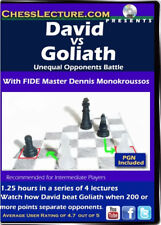 David VS Goliath: Unequal Opponents Battle - Chess Lecture - Volume 119 Chess DV