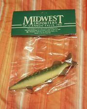 Northern Pike Midwest of Cannon Falls Fish Christmas Ornament Decorative