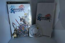 Dissidia: Final fantasy pour Sony PSP PAL FR Complet