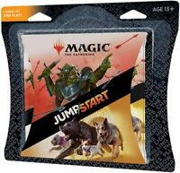 MTG Magic the Gathering Jumpstart Multipack 4 20-Card Booster Packs