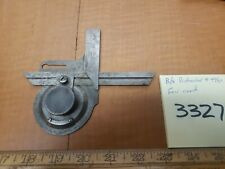 Brown and Sharpe Bevel Protractor #496