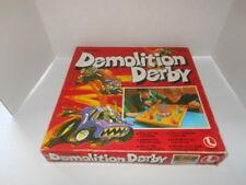 Lakeside's Demolition Derby Game Vintage Rare 1977