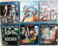 CONVENIENTE LOTTO 9 FILM IN BLU-RAY - 6 NUOVI + 3 OTTIME CONDIZIONI