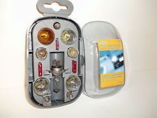 H7 Spare Bulb Kit - High Quality Ring contains 10 bulbs & Fuses (BU077)d