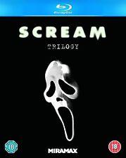 Scream Trilogy Boxset (1 - 3) (Blu-Ray)