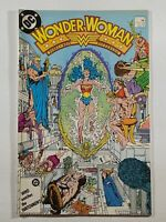 Wonder Woman #7 1st Appearance Barbara Ann Minerva Cheetah 1987 DC Comics