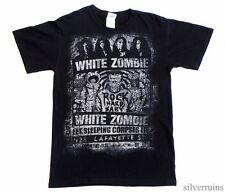 WHITE ZOMBIE T Shirt PUNK METAL Band HORROR SHOCK Small
