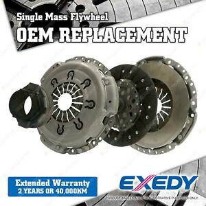 Exedy SMF Clutch Kit for Peugeot 307 XSE HDi 2.0L DW10BTED4 10/2006 - 06/2008