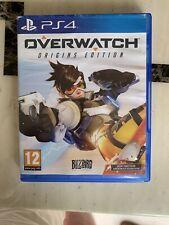 OVERWATCH.  PS4