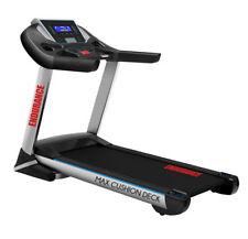 Endurance Treadmill Wide 51CM Belt Electric iPad Holder 3.0 HP Motor