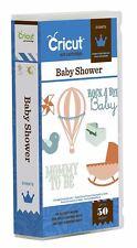 Cricut Baby Shower Event Cartridge 2001234