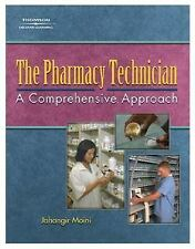 The Pharmacy Technician: A Comprehensive Approach-ExLibrary