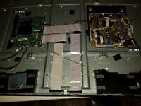 Samsung UN55MU650DFxza Complete LED TV Repair Parts Kit (Version CC06)