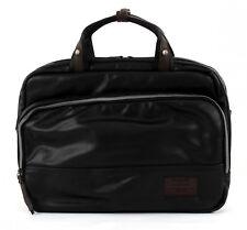Bugatti Modo D Business Bag Umhängetasche Aktentasche schwarz