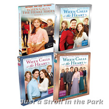 When Calls the Heart: TV Series Complete Seasons 1 2 3 4 Box / DVD Set(s) NEW!