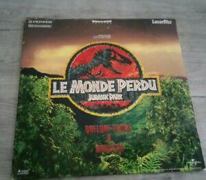 Le monde perdu /jurassic park/:Laserdisc