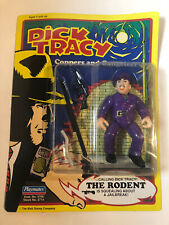 1990 Playmates Dick Tracy Copper & Gangsters The Rodent Action Figure