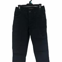 James Jeans Womens Jewel Blue Dark Wash Regular Solid Skinny Jeans Size 24
