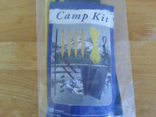 BRAND NEW OUTWELL CAMPING REPLACEMENT KIT EQUIPMENT PEGS ROPE ADJUSTERS ETC !!