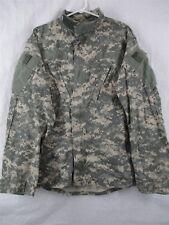 ACU Shirt/Coat Large Long USGI Digital Camo Cotton/Nylon Ripstop Army Combat