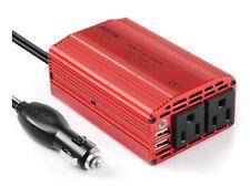 Bestek 300w Power Inverter DC 12v to 110v, AC Car Inverter With 3.1a Dual USB...