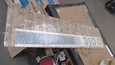 John Deere T140170 Decal, 310D TRACTOR LOADER BACKHOE MODEL DESIGNATION