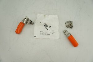 Pack of (2) New 3M 2172 Strength Member Clamp for Fiber Optic Cable Ships FREE