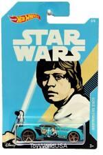 2018 Hot Wheels Disney Star Wars #3 Bully Goat Luke Skywalker
